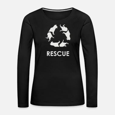 Rescue Rescue - Women's Premium Long Sleeve T-Shirt