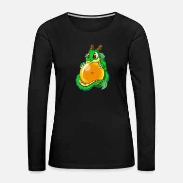 Dragon Ball Z Baby Shenlong Dragon Ball Z! - Women's Premium Long Sleeve T-Shirt