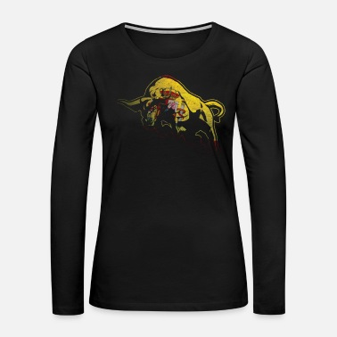 Spanish Spain Madrid Barcelona - Women's Premium Long Sleeve T-Shirt