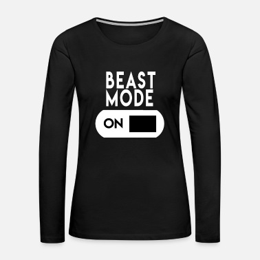 Mode Mode On - Women's Premium Long Sleeve T-Shirt