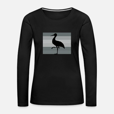 Stork stork - Women's Premium Long Sleeve T-Shirt