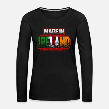 Goblin Ireland - Women's Premium Long Sleeve T-Shirt