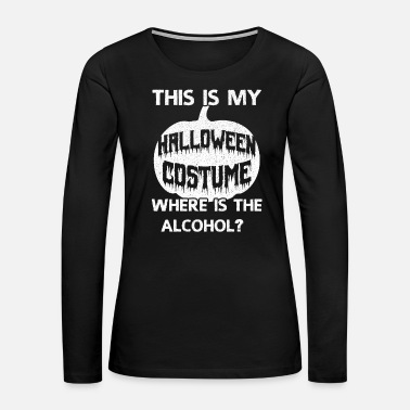 Pumpkin Pumpkin - Women's Premium Long Sleeve T-Shirt