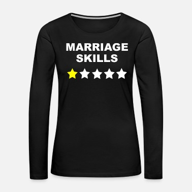 Divorce Divorce - divorce | funny divorce | divorce par - Women's Premium Long Sleeve T-Shirt