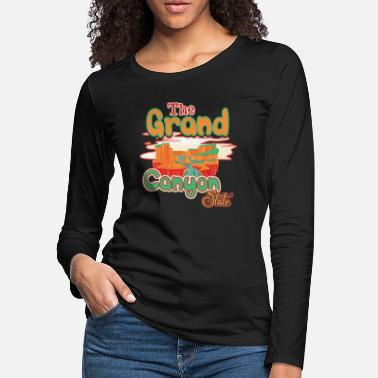 Grand Canyon State Grand Canyon State Shirt - Women's Premium Longsleeve Shirt