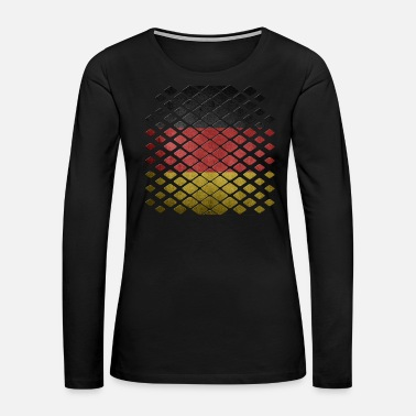 Federal Germany - Women's Premium Long Sleeve T-Shirt