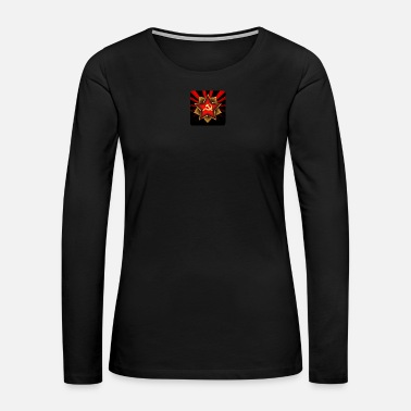 Community Communism - Women's Premium Long Sleeve T-Shirt
