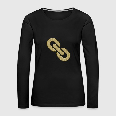 chain - Women's Premium Long Sleeve T-Shirt