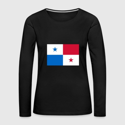 Panama - Women's Premium Long Sleeve T-Shirt