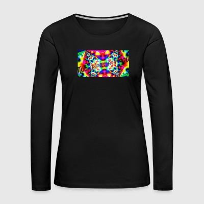 Too trippy for you - Women's Premium Long Sleeve T-Shirt