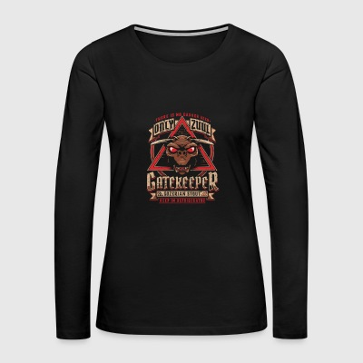 GET OVER HERE - Women's Premium Long Sleeve T-Shirt