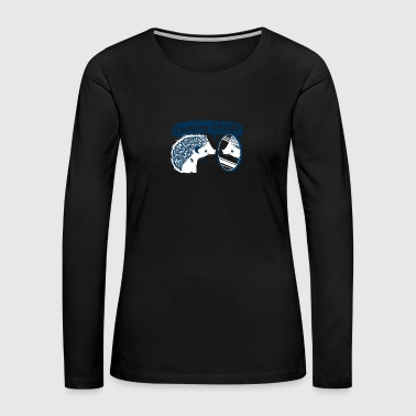 Looking Sharp - Women's Premium Long Sleeve T-Shirt
