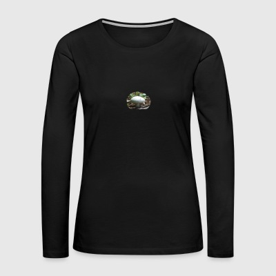Mushroom - Women's Premium Long Sleeve T-Shirt