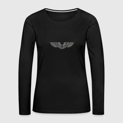 eagle60 - Women's Premium Long Sleeve T-Shirt
