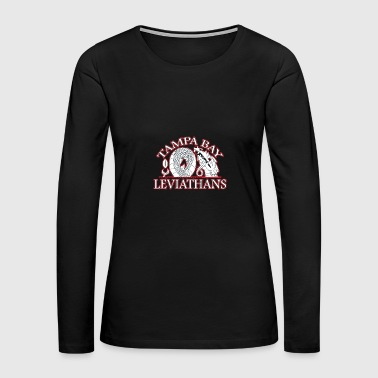 Tampa Bay Leviathan - Women's Premium Long Sleeve T-Shirt