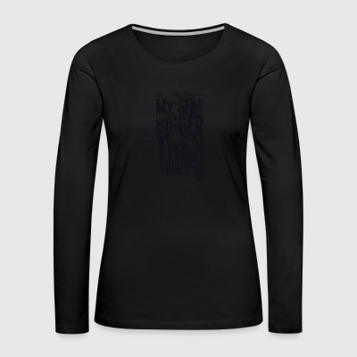 Fun - Women's Premium Long Sleeve T-Shirt