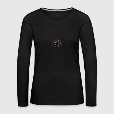 Holy Spirit - Women's Premium Long Sleeve T-Shirt