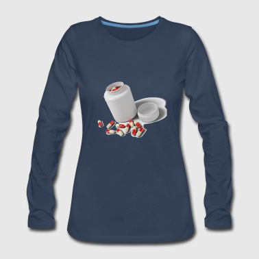 Drugs Drugs - Women's Premium Long Sleeve T-Shirt