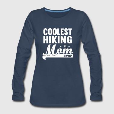 Escursioni Camicia Nonna Manica Lunga T-shirt El3NJ