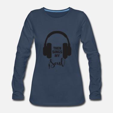 1f6c6ab1 VT096_ Then sings my soul Women's Tri-Blend T-Shirt | Spreadshirt