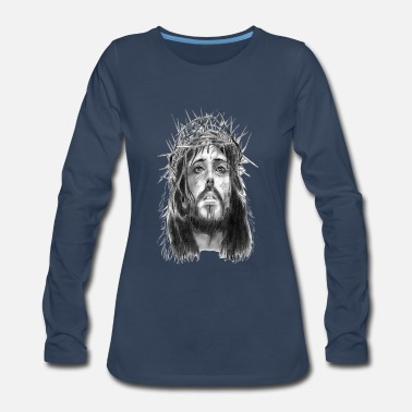 Christ jesus christ - Women's Premium Long Sleeve T-Shirt