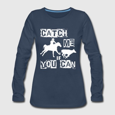 Catch me - Cutting - Women's Premium Long Sleeve T-Shirt