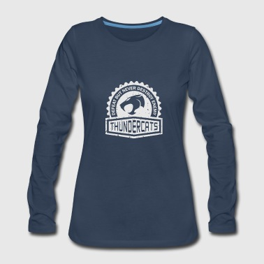 Thundercats Crest - Women's Premium Long Sleeve T-Shirt