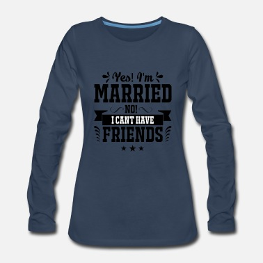Marry married - Women's Premium Long Sleeve T-Shirt