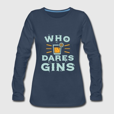 MJR 05 b daregin - Women's Premium Long Sleeve T-Shirt