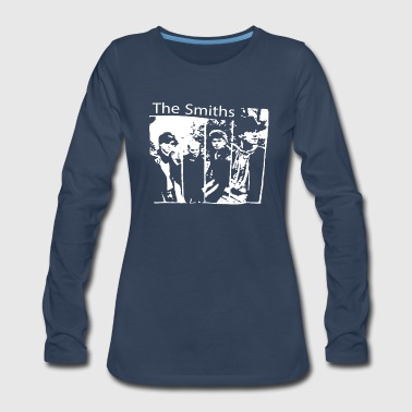 The Smit band - Women's Premium Long Sleeve T-Shirt