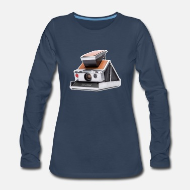 Polaroid Polaroid - Women's Premium Long Sleeve T-Shirt