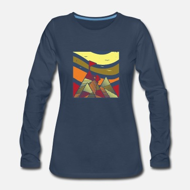 Summit Summit - Women's Premium Longsleeve Shirt