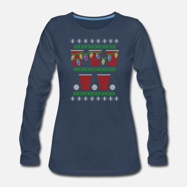 Red Cup Christmas - Women's Premium Long Sleeve T-Shirt