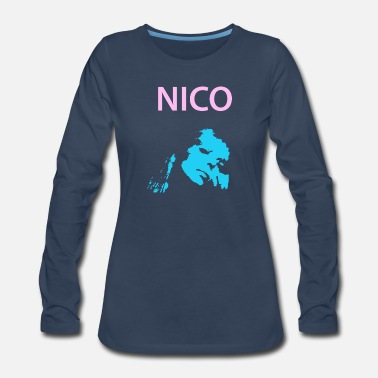 Nico Nico - Women's Premium Long Sleeve T-Shirt