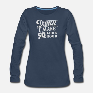50th-birthday 50th Birthday - Women's Premium Long Sleeve T-Shirt