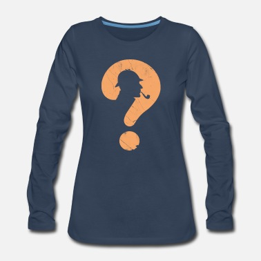 Sherlock Sherlock - Women's Premium Long Sleeve T-Shirt