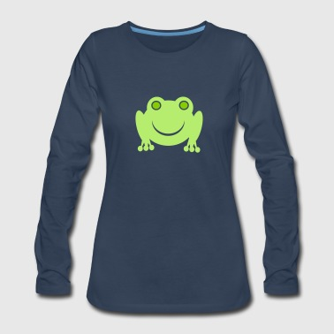 frog - Women's Premium Long Sleeve T-Shirt