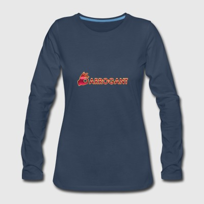 Null Arrogant 4 - Women's Premium Long Sleeve T-Shirt