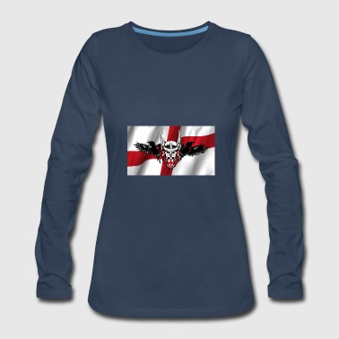SOO England - Women's Premium Long Sleeve T-Shirt