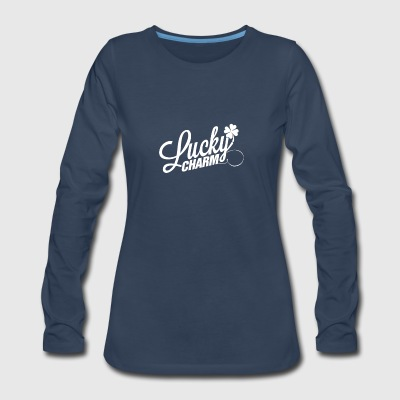 Lucky Charm - Women's Premium Long Sleeve T-Shirt