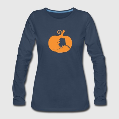 State Halloween Alaska - Women's Premium Long Sleeve T-Shirt