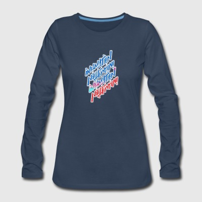 Fever Pitch - Women's Premium Long Sleeve T-Shirt