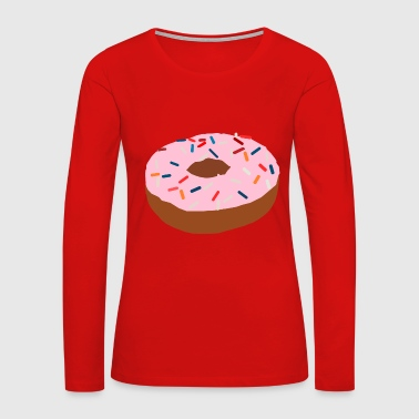 Donut donut - Women's Premium Long Sleeve T-Shirt