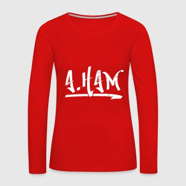 A. Ham - Women's Premium Long Sleeve T-Shirt
