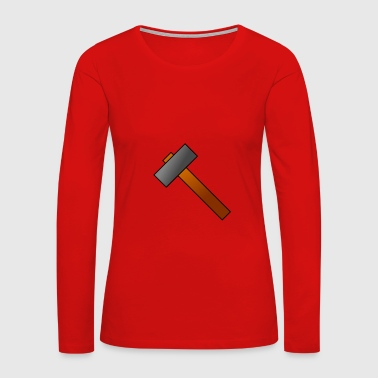 Hammer - Women's Premium Long Sleeve T-Shirt