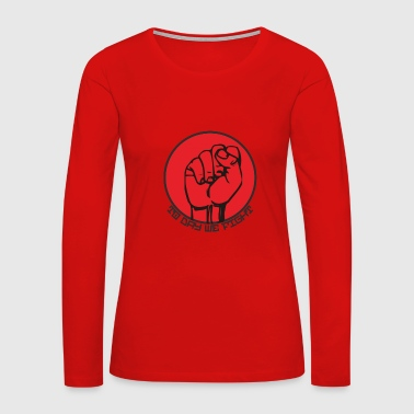 Grip hand grip - Women's Premium Long Sleeve T-Shirt