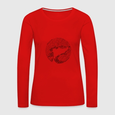 Mystic Tree - Women's Premium Long Sleeve T-Shirt