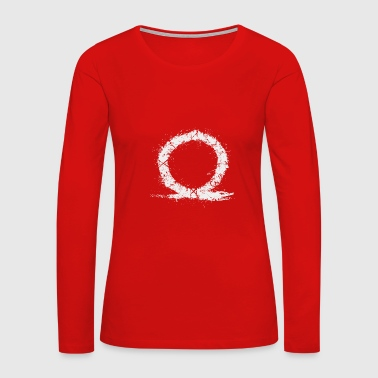 Omega God of War Omega - Women's Premium Long Sleeve T-Shirt