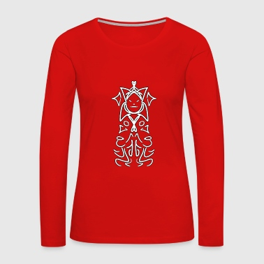 The Sun. - Women's Premium Long Sleeve T-Shirt