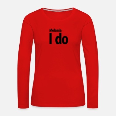 I really don't care do you? Answer: I do - Women's Premium Long Sleeve T-Shirt